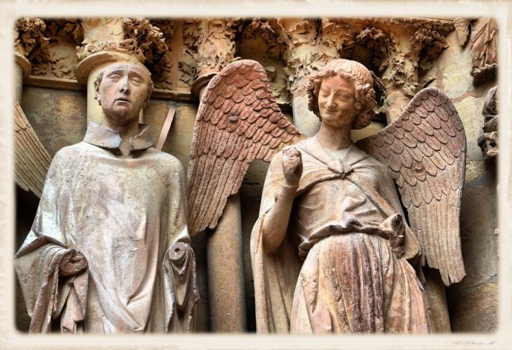 Ange de Reims