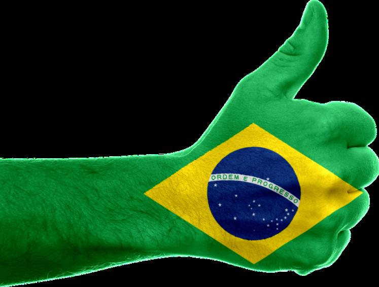 Pouce brésilien