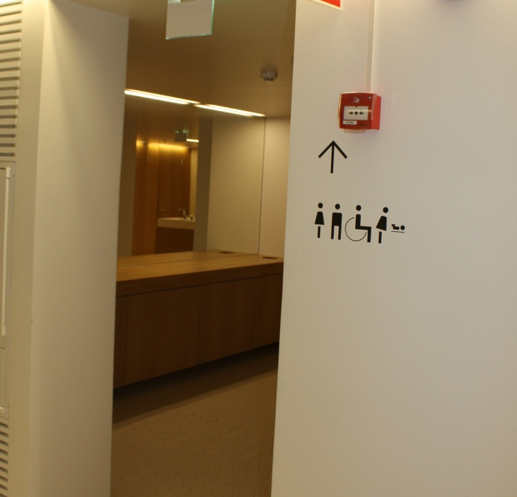Toilette 1