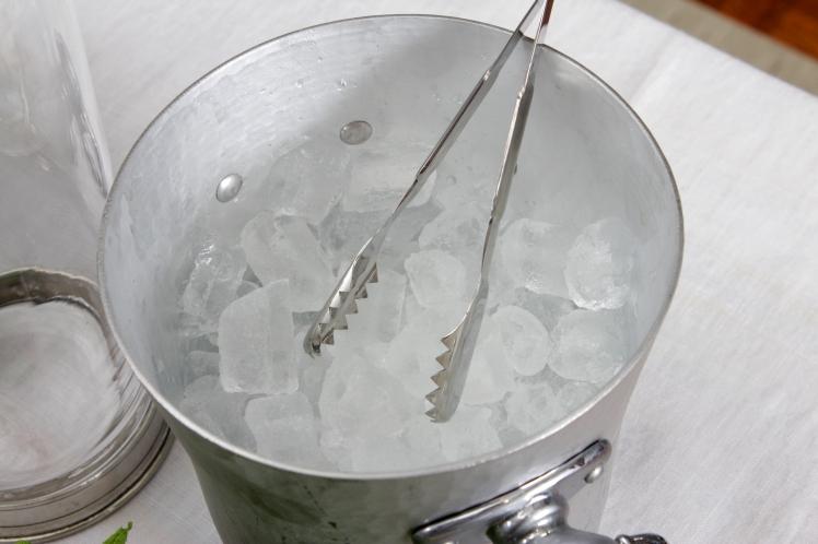 Seau de glace