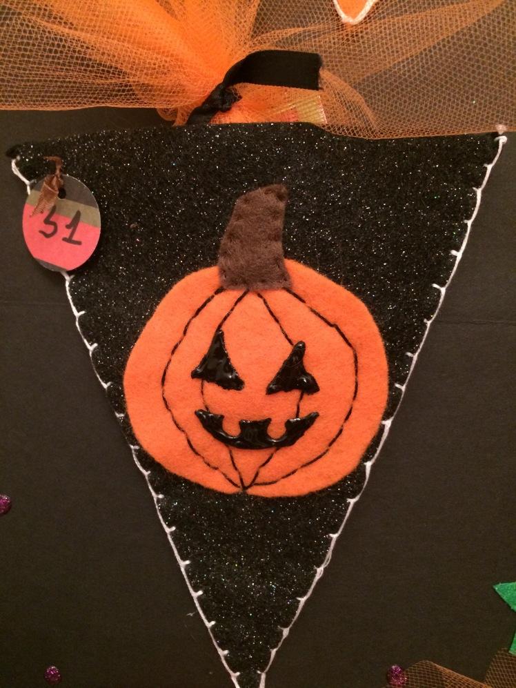 Calendrier d'Halloween