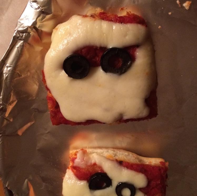 Pizza momies