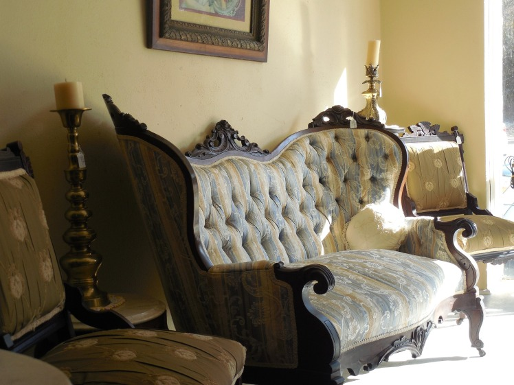 Vieux salon
