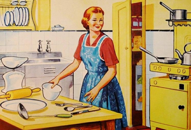 Cuisiner pour son mari