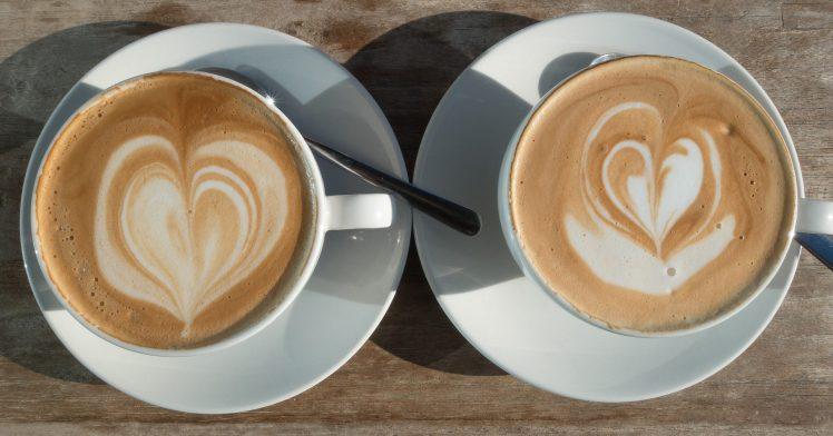 Le café de Dominique