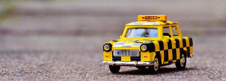 Le taxi de maman