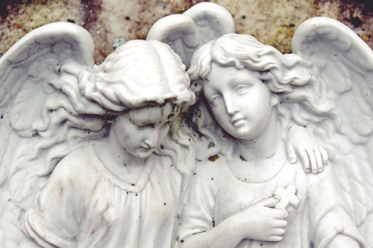 Un ange en console un autre