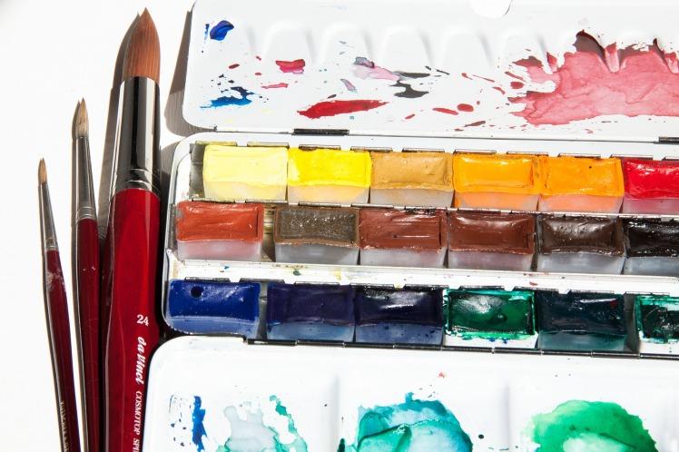 La boîte à couleurs