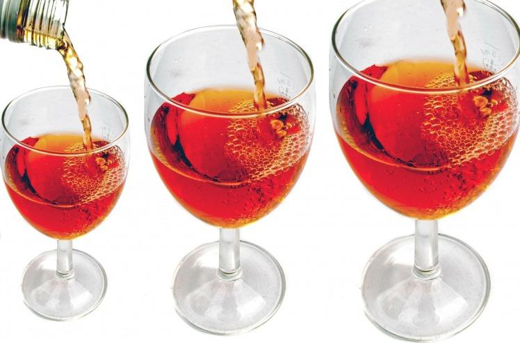 Trois verres