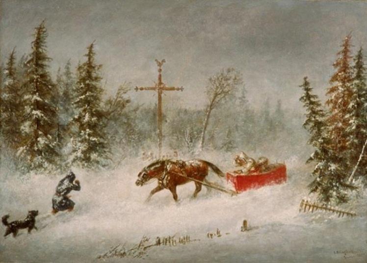 Le Blizzard de Krieghof
