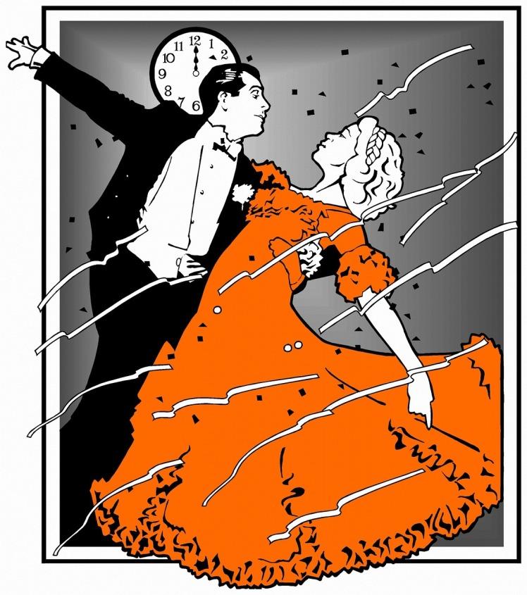 Anne danse