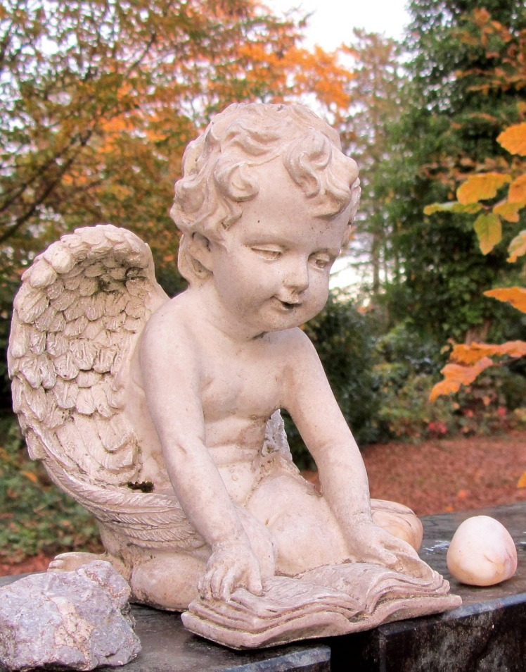L'ange se réjouit