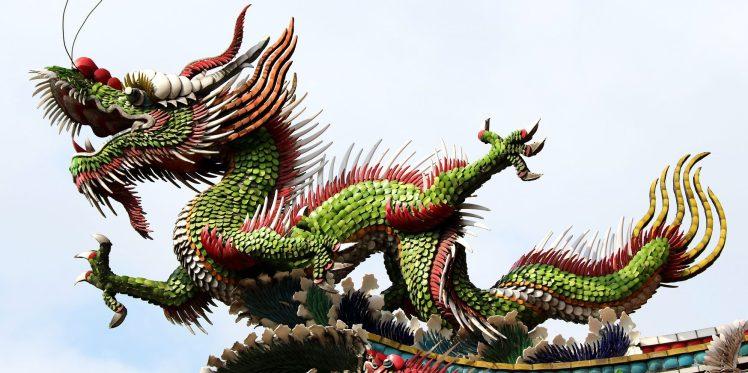 Le dragon