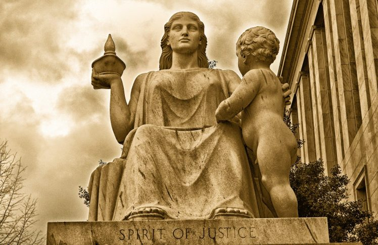 La mère justice