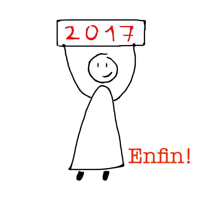 2017, enfin!