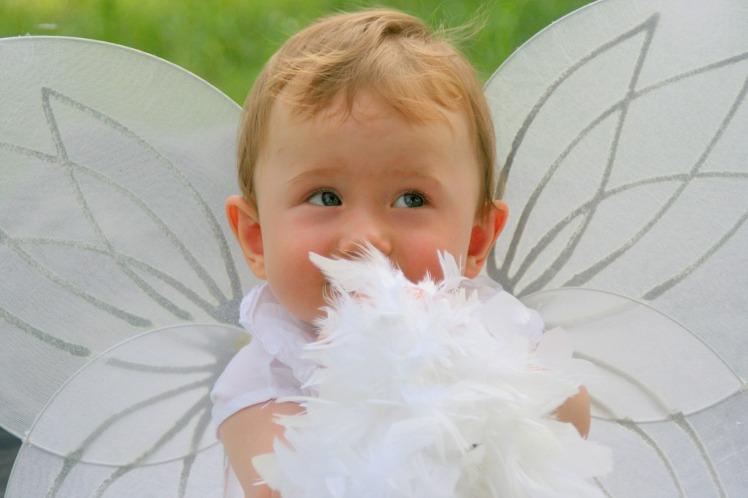 Une caresse d'ange